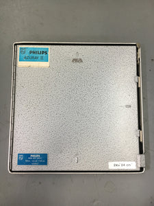 Philips 9.5in x 9.5in (24cm x 24cm) Cassette, Azuray II Screen