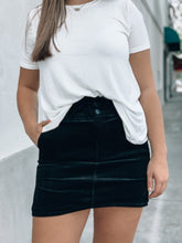 Load image into Gallery viewer, Like A Dream black skirt