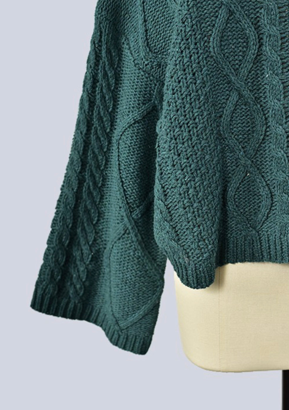 In The Mood Sweater- Green