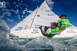 Meeting of the world sailing elite