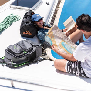 Allcatrazes in the media: With a Nautical footprint, Allcatrazes is the new brazilian brand of bags and backpacks