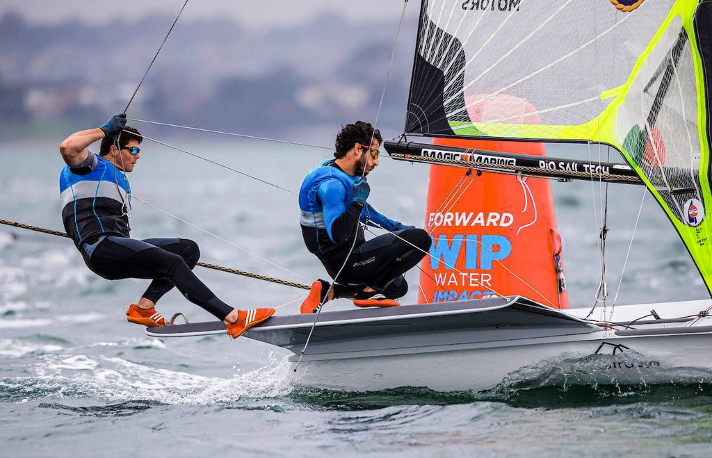 Allcatrazes Sailing Team athletes guarantee places at the Tokyo 2020 Olympic Games!