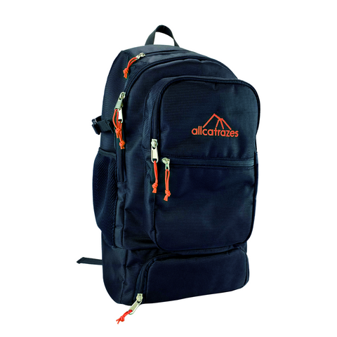 Allcatrazes Backpack | Blue/Orange