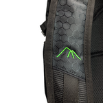 Allcatrazes Backpack | Black/Green