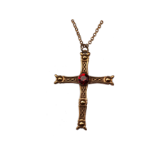 St.Justin Bronze Cross