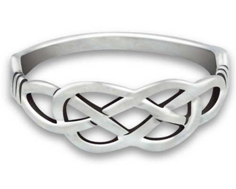 Celtic Infinity Love Knot
