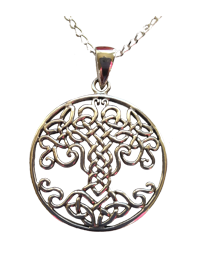 Tree of Life - Celtic Pendant