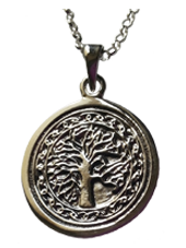 Tree of Life - Traditional Pendant