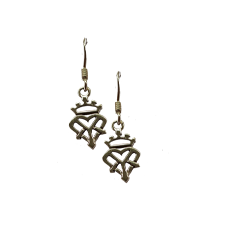 Small Luckenbooth Earrings