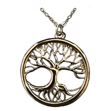 St.Justin Bronze Tree of Life
