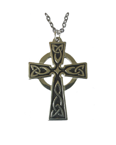 Large Traditional Celtic Cross
