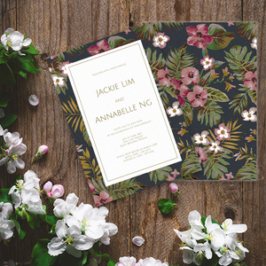 Tips on how to craft a perfect wedding invitation card