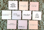 Love One Quotes Card Set