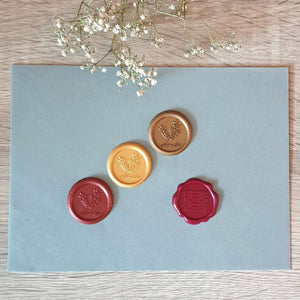 Self Adhesive Wax Seal