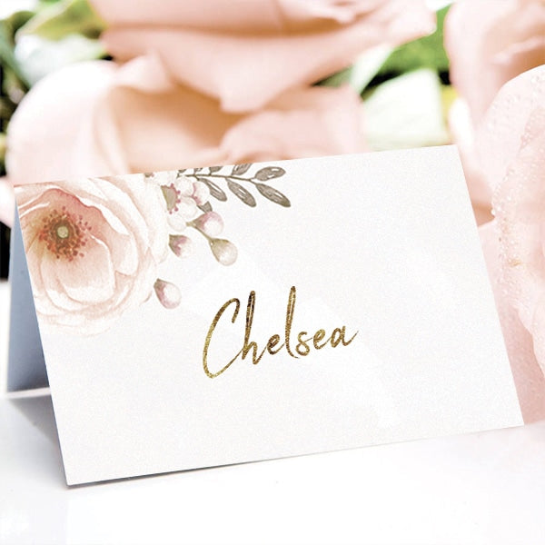 Graceful Place Card