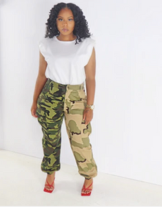 """Can't See Me"" Camo pants (PRE ORDER)"