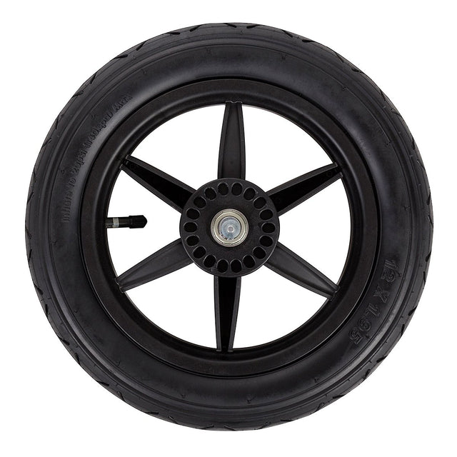 mountain buggy 12 inch complete rear wheel assembly for 2015+ urban jungle and plus one _black
