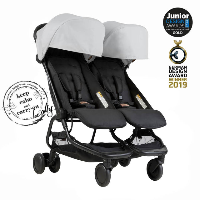 nano duo™ with cocoon™ for twins bundle