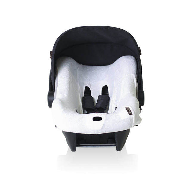 Mountain Buggy protect infant car seat summer cover front view_default