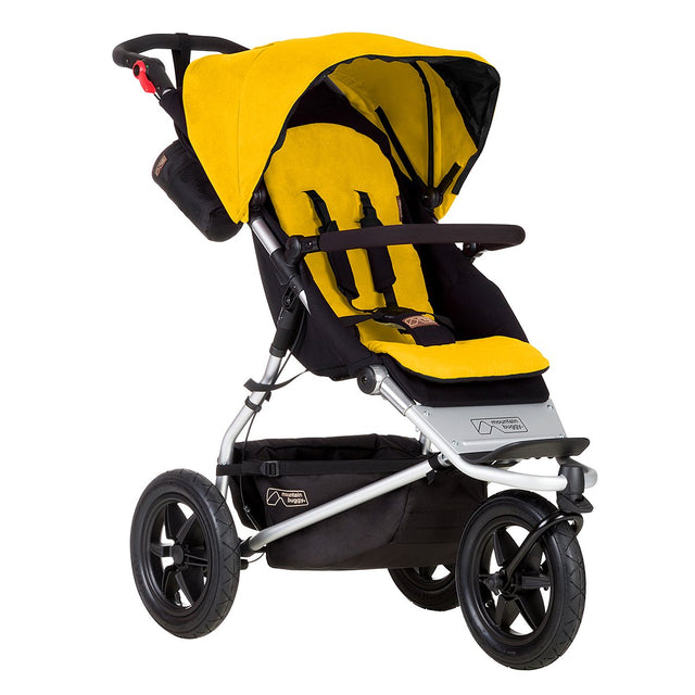 mountain buggy urban jungle stroller in gold colour_gold