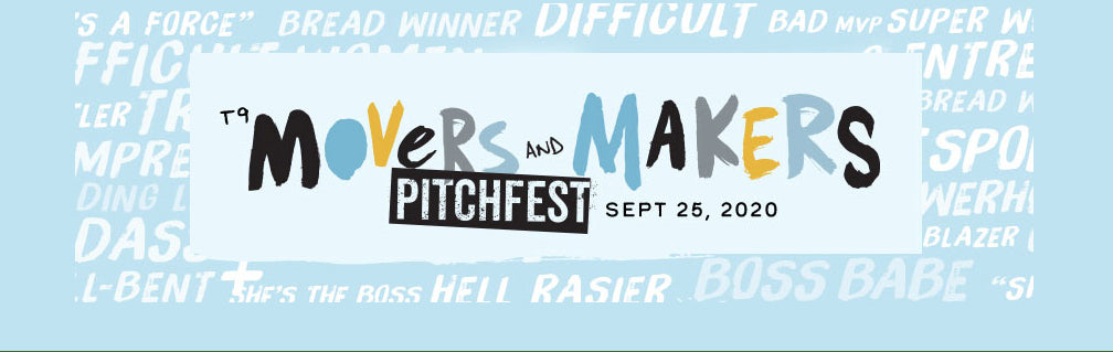 Title Nine Movers & Makers Pitchfest 2020
