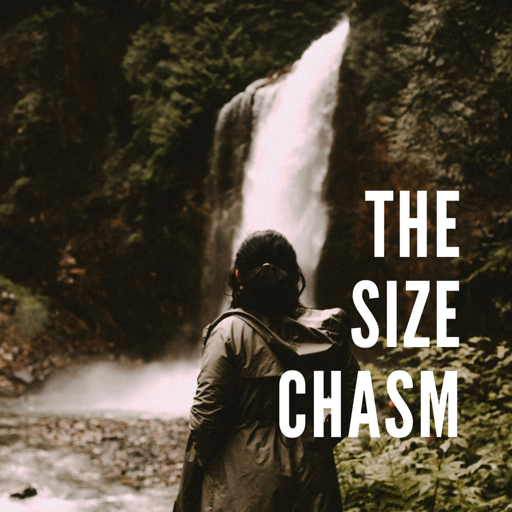 The Size Chasm