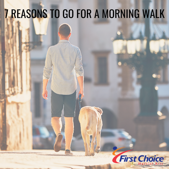 7 Reasons to Go For a Morning Walk