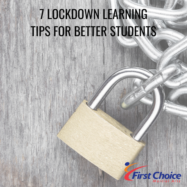 7 Lockdown Learning Tips for Better Students
