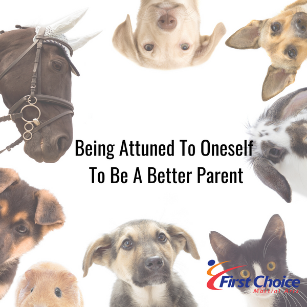 Being Attuned To Oneself To Be A Better Parent