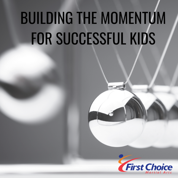 Building the Momentum for Successful Kids.