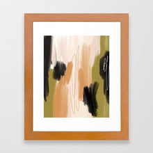Load image into Gallery viewer, The In-Between (Enneagram Type 5 Abstract Art Print)