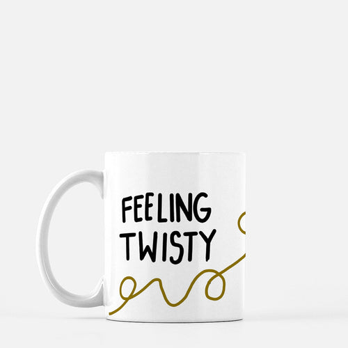Feeling Twisty Mug