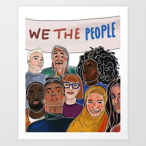 We the People Print