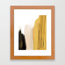 Load image into Gallery viewer, Onward and Upward (Enneagram Type 3 Abstract Art Print)