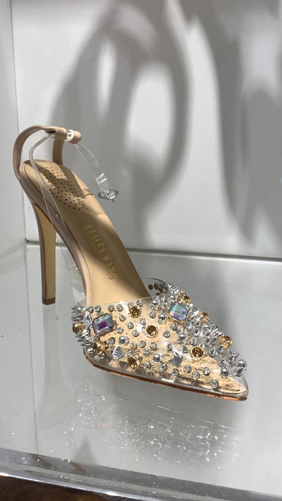 Popstar Diamond Sexy Pump - Very Ashley