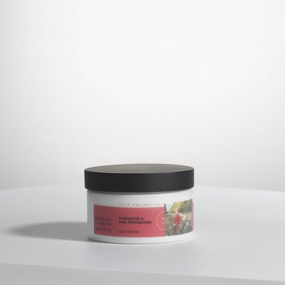 Rosewater & Pink Peppercorn Body Cream - 250ml