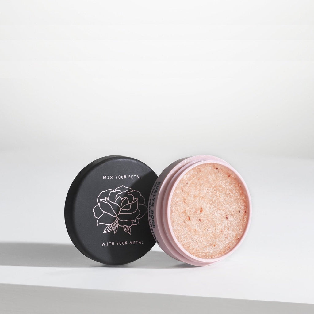 Petal Power Lip Scrub - 10g
