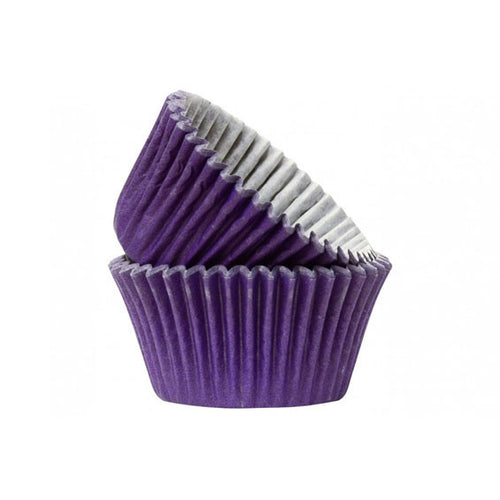 Purple Cupcake Cases 360 pack - The Artisan's Choice