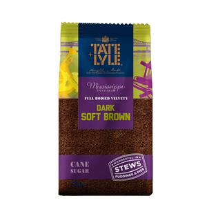 Tate & Lyle Soft Dark Brown Sugar 4x3kg - The Artisan's Choice