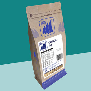 Tradewinds Quinoa 1kg - The Artisan's Choice
