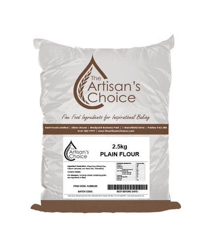 Artisan's Choice Plain Flour 2.5kg