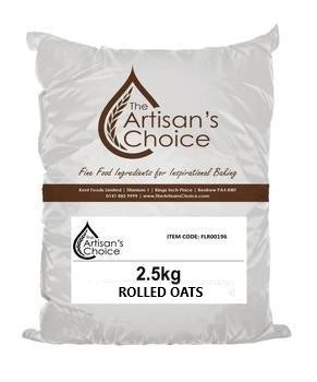 Artisan's Choice Standard Rolled Oats 2.5kg