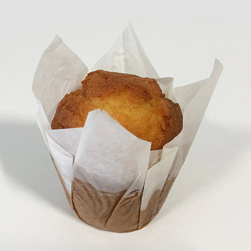 White Muffin Cases 1000 pack - The Artisan's Choice