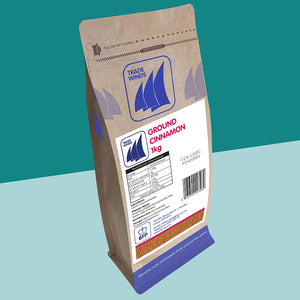 Trade Winds Ground Cinnamon 1kg