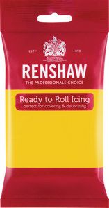 Renshaw Pro Icing 2x2.5kg (Various Colours) - The Artisan's Choice