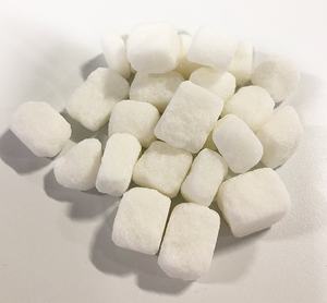 Rough Cut White Sugar Cubes 8x1kg - The Artisan's Choice