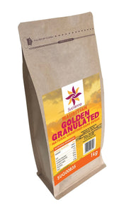 Sucranna Mauritian Golden Granulated Sugar 1kg