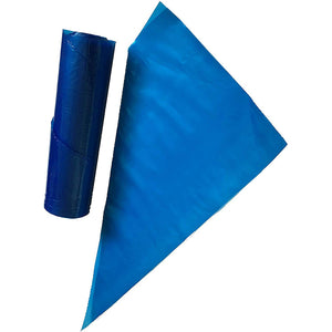"Ultra Grip Blue Piping Bags 21"" X 72 Roll - The Artisan's Choice"