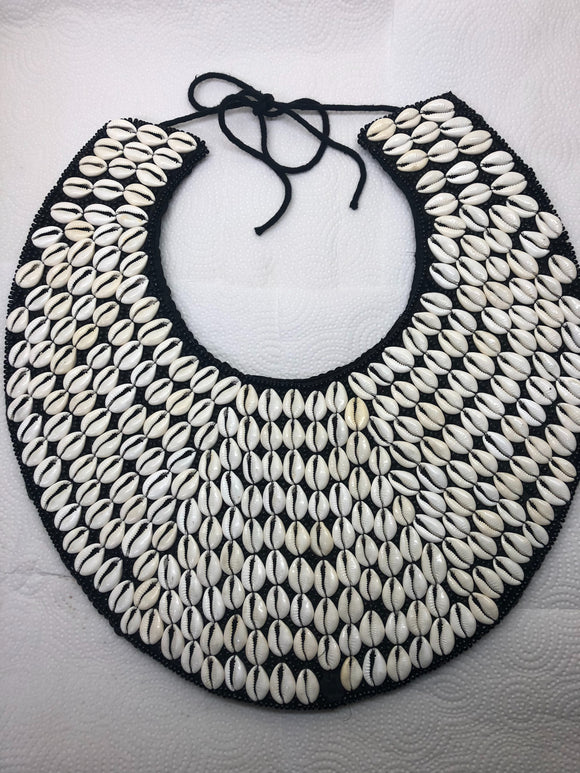 Cowry Shell Necklace