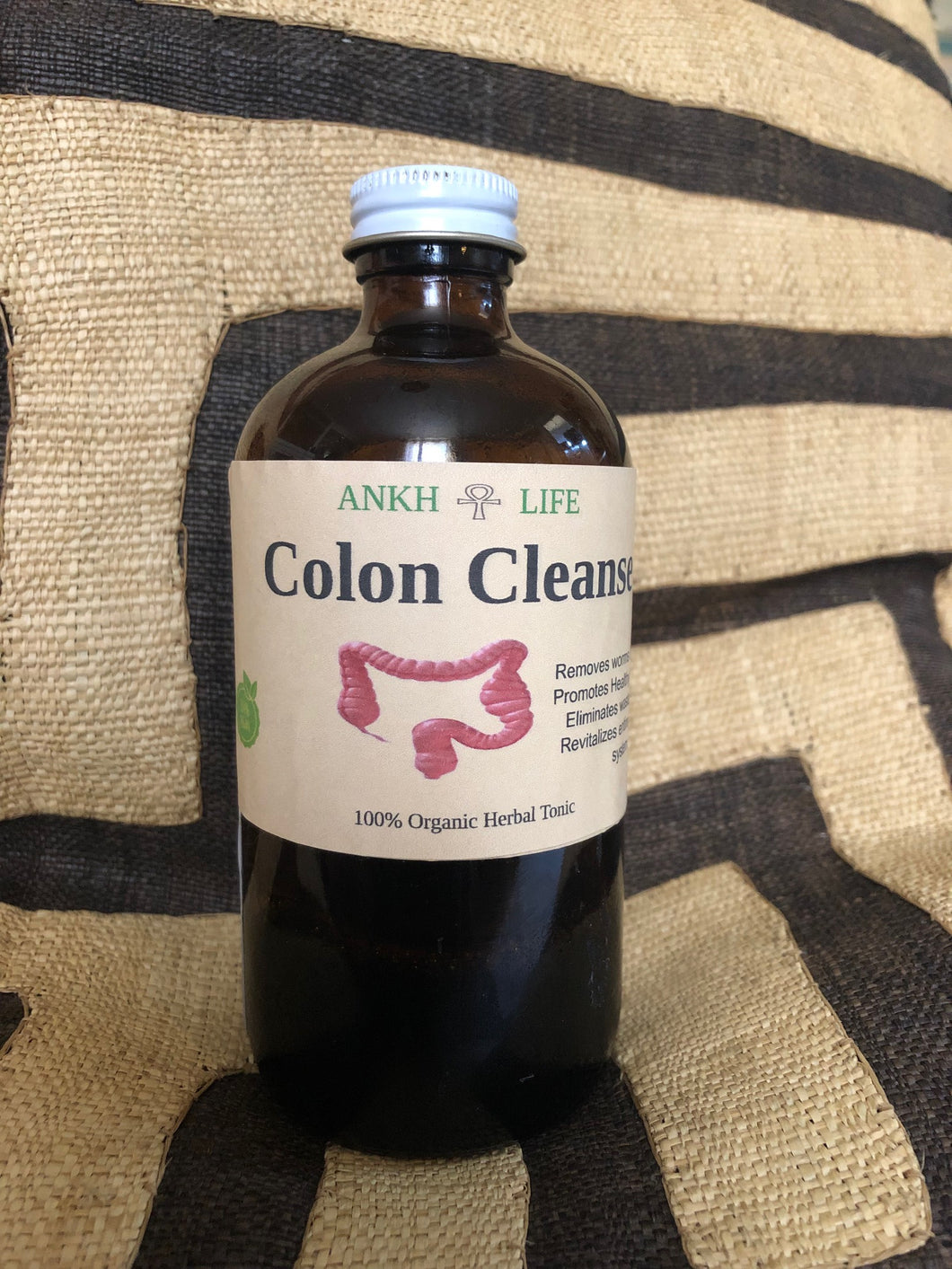 Organic Colon Cleanse